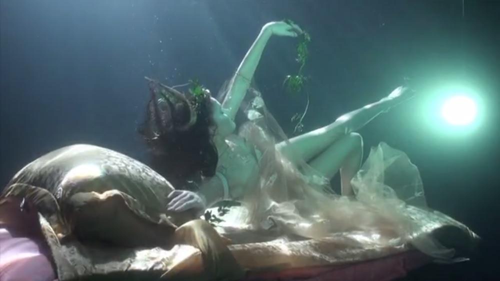 Underwater Fashion Film Underwater-fashion '