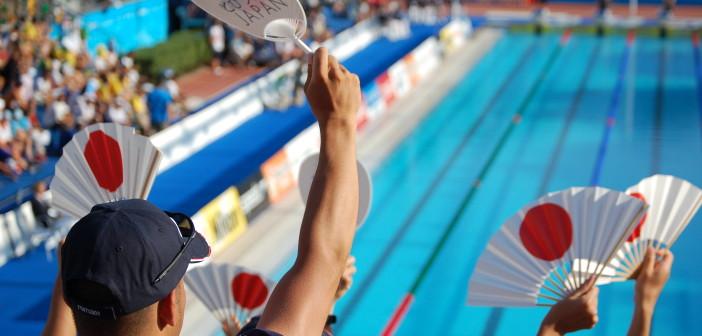 Japanese Swimming Has Momentum at Its Back