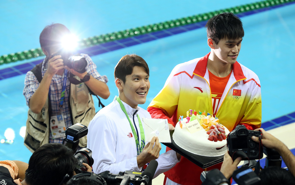 park tae-hwan photo