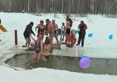 Women Winter Swim Russian 77