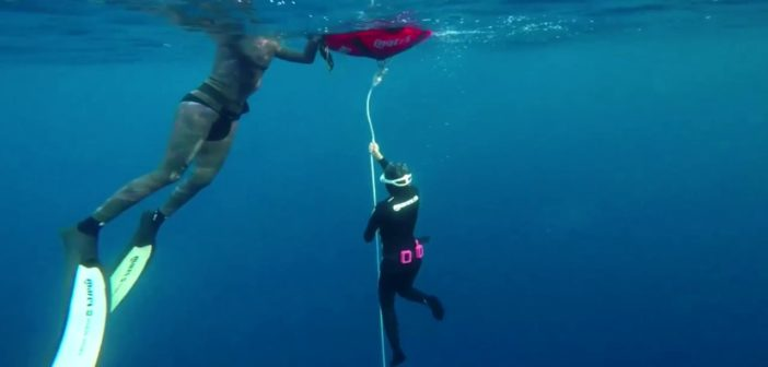 Learning to Freedive in Croatia with World-Class Professionals